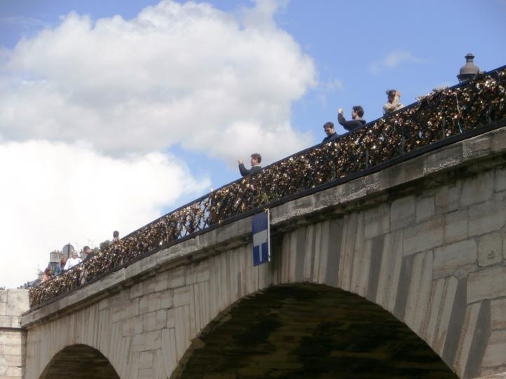 The bridge that locks your love